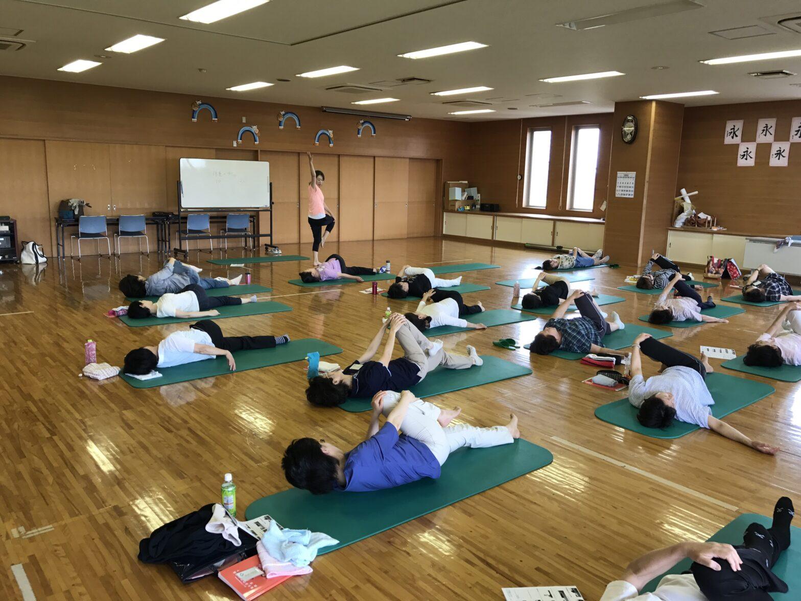 栃木市健康保健センター